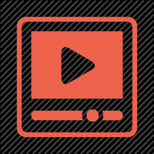 Ads, Marketing, Video, Web Content Icon
