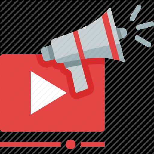 Video Advertising Icon Radiobuzzd Internet Radio