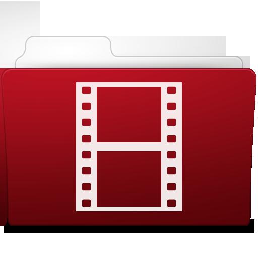 Adobe Flash Video Encoder Folder Icon