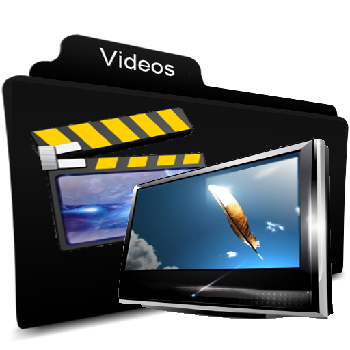 Pictures Of Video Folder Icon