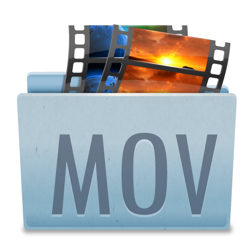 Mov Video Folder Icon Download Free Icons