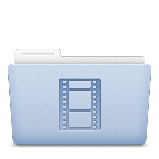 Video Folder Icon Download Free Icons