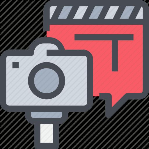 Cam, Camera, Media, Movie, Photography, Video Icon