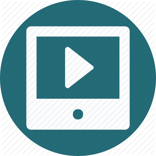 Media, Media Player, Video Player, Video Streaming Icon