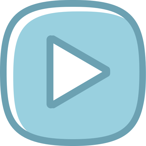 Video Audio Streaming, Online Streaming, Online Video Icon