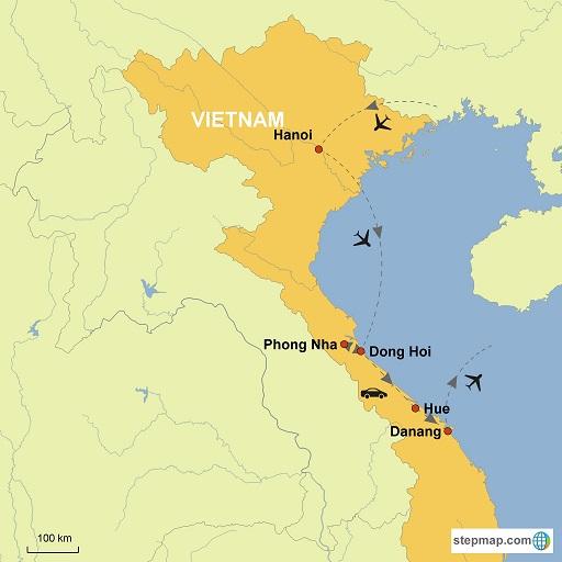 Vietnam Wilderness Caving Adventure Country Holidays Hongkong