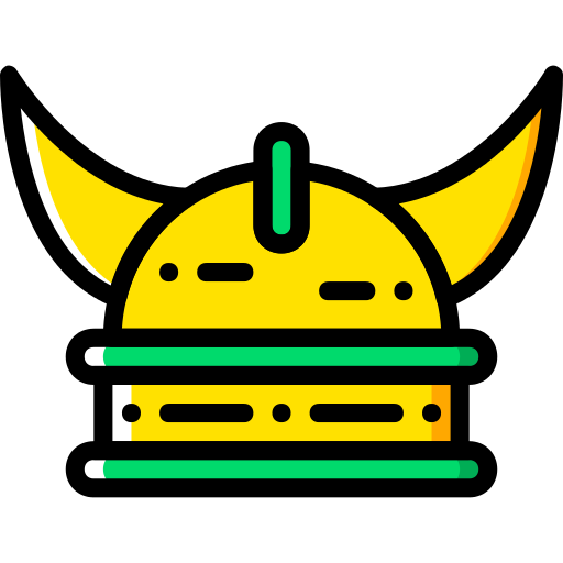 Viking Helmet Png Icon