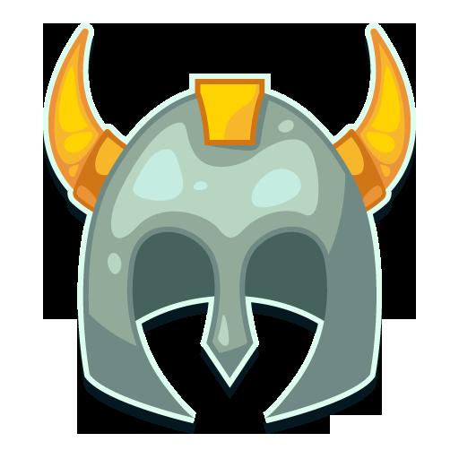 Viking Helmet, Shlem Vikinga