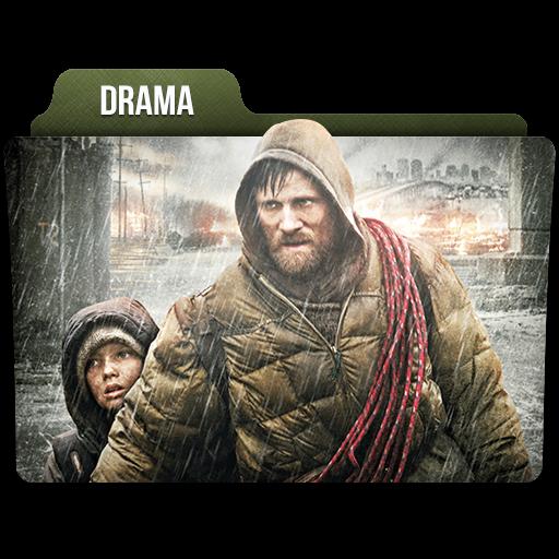 Drama Icon Movie Genres Folder Iconset Limav