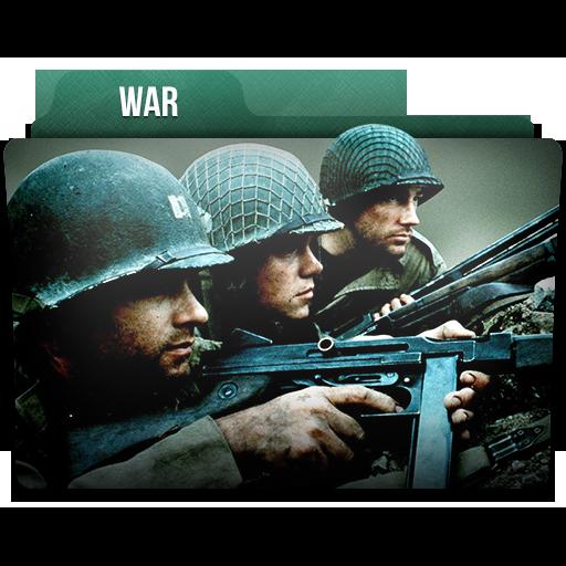 War Folder Icon