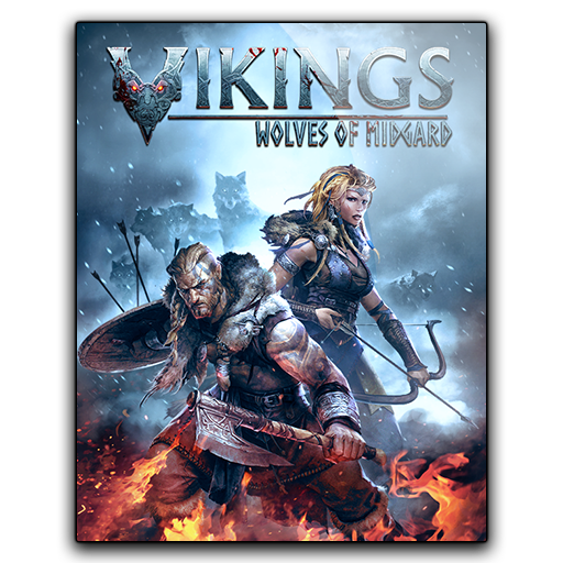 Icon Vikings Wolves Of Midgard