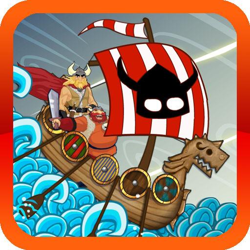 Vikings Row! Games Pocket Gamer