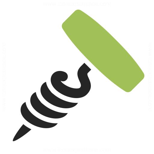Corkscrew Icon Iconexperience