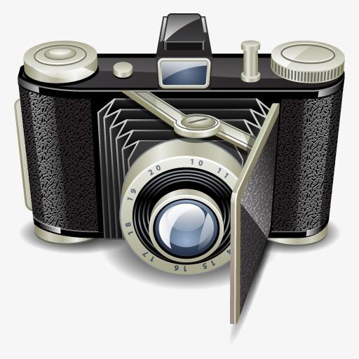 Camera, Camera Clipart, Vintage Camera, Photograph Png Image