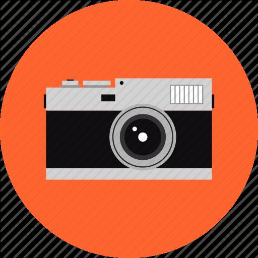 Camera, Classic, Film, Photo, Photography, Retro, Vintage Icon