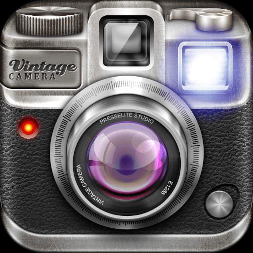 Vintage Camera Pro Ios Icon Gallery