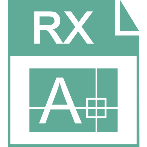 Rx, Technology, Vintage Icon Png And Vector For Free Download