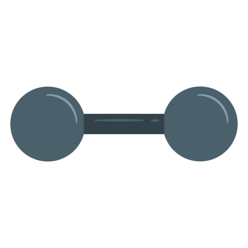 Vintage Dumbbell Icon