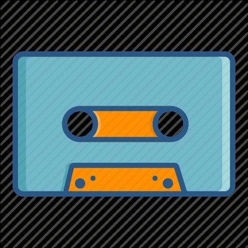 Cassette, Clasic, Music, Record, Sound, Storage, Vintage Icon