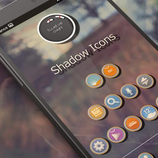 Download Shadow Themes Icon Pack Apk Android