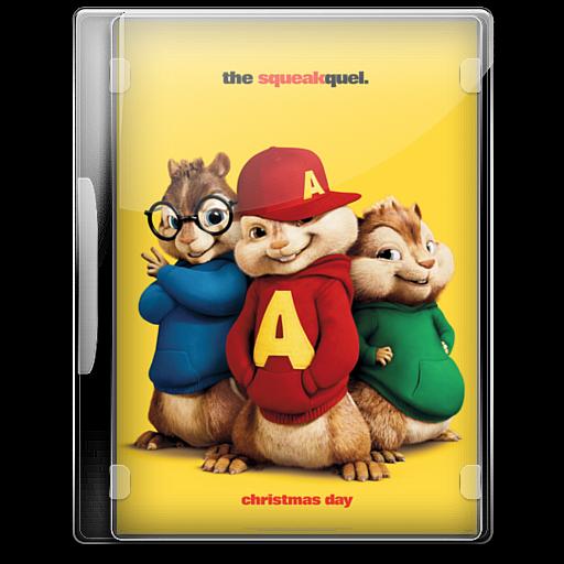 Alvin And The Chipmunks Icon English Movie Iconset Danzakuduro