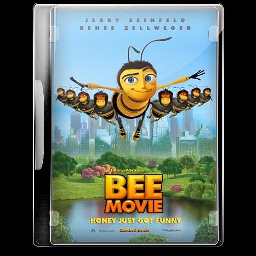 Bee Movie Icon English Movie Iconset Danzakuduro