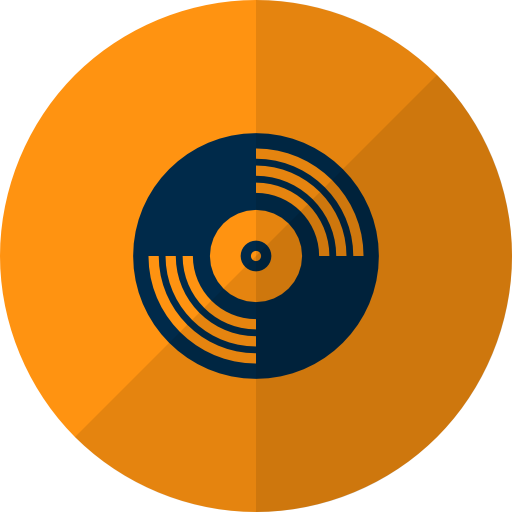 Vinyl, Record, Musical, Instrument Icon Free Of Musical