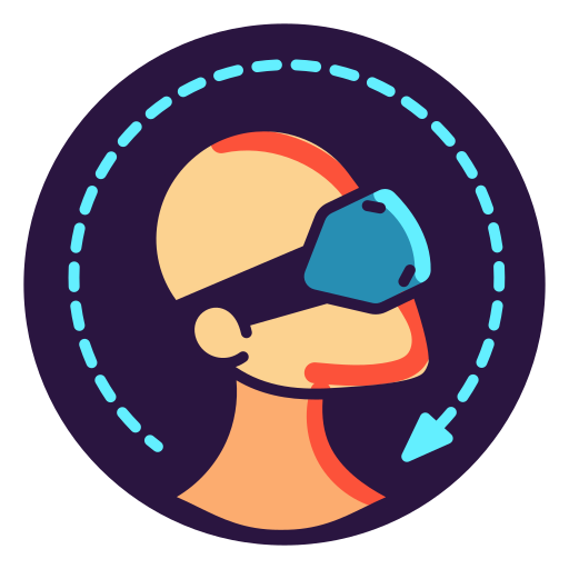 Augmented, Virtual, Reality, Glasses Icon Free Of Virtual Reality