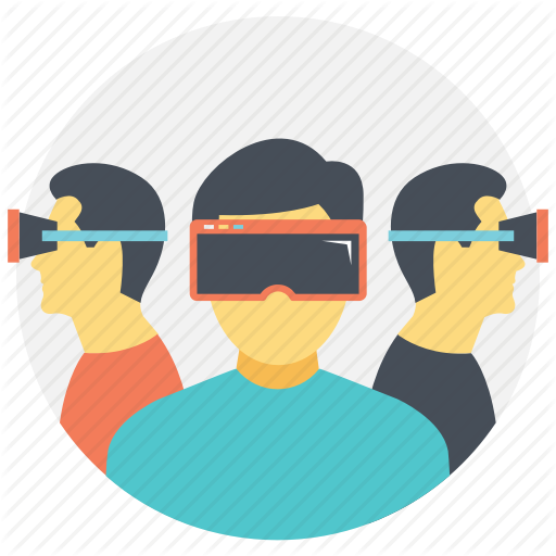 Augmented Reality, Virtual Reality, Virtual Reality Glasses