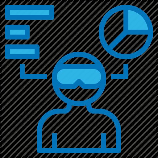 Graph, Multimedia, Reality, Simulation, Virtual Icon