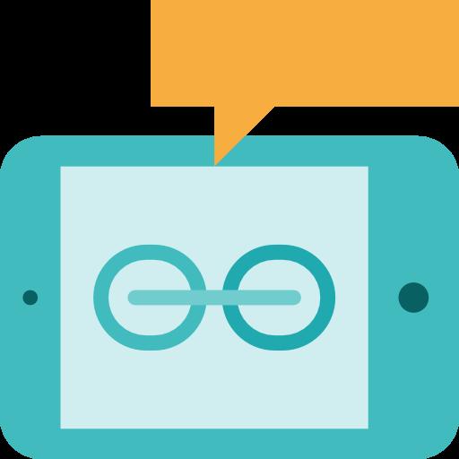 Multimedia, Digital, Technology, Electronic, Virtual Reality Icon