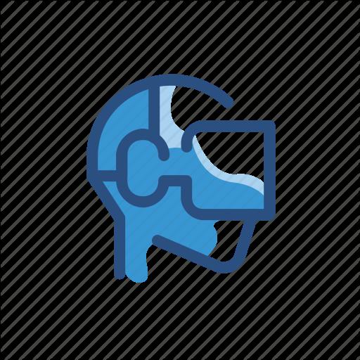 Headset, Oculus, Reality, Virtual, Vr Icon