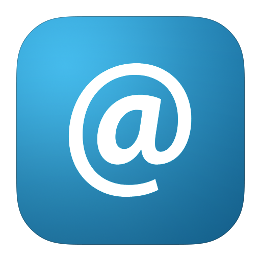 Mobile Apps Flat Steelblue Icon