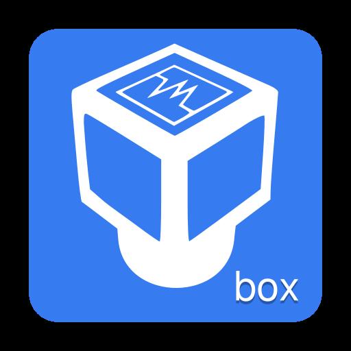 Virtualbox, Vbox Icon Free Of Super Flat Remix Mimetypes