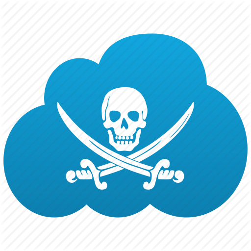 Cloud, Death, Download, Downloads, Piracy, Pirate, Pirate Bay