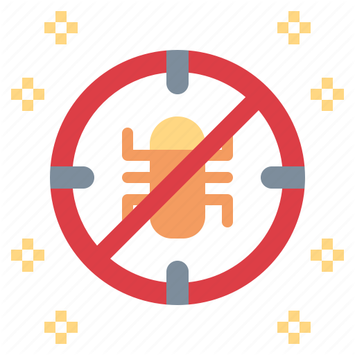 Bug, Malware, Security, Virus Icon