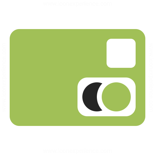 Credit Card Icon Iconexperience