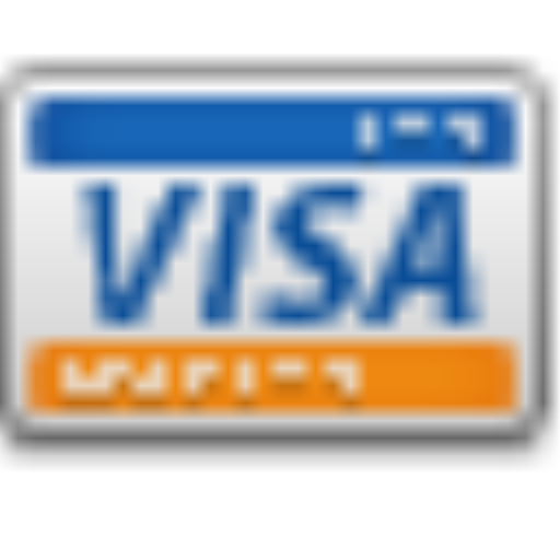 Visa, Credit Card, Payment Icon