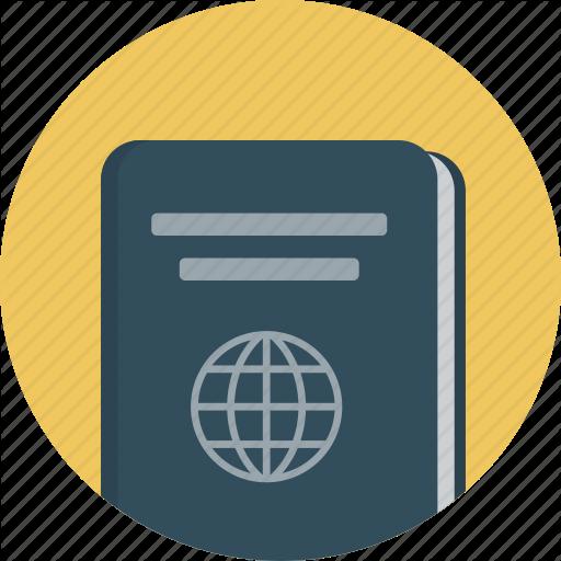 Document, Id, Pass, Passport, Travel, Visa Icon