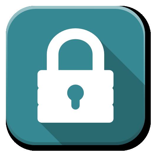 Apps Lock Icon