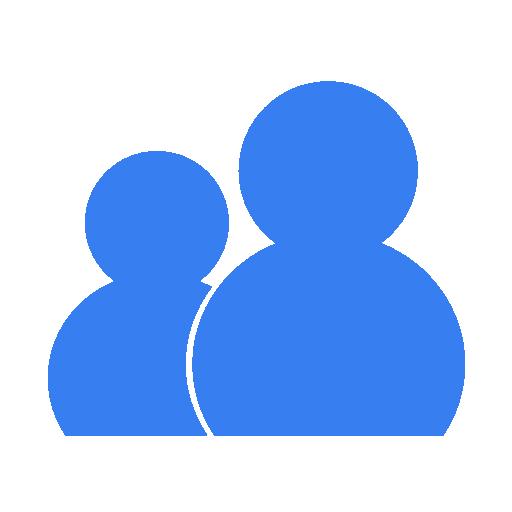 Communication Wlm Blue Icon Metronome Iconset