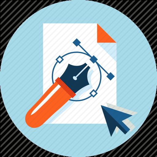 Design, Graphic, Illustration, Tool, Visual Identity Icon