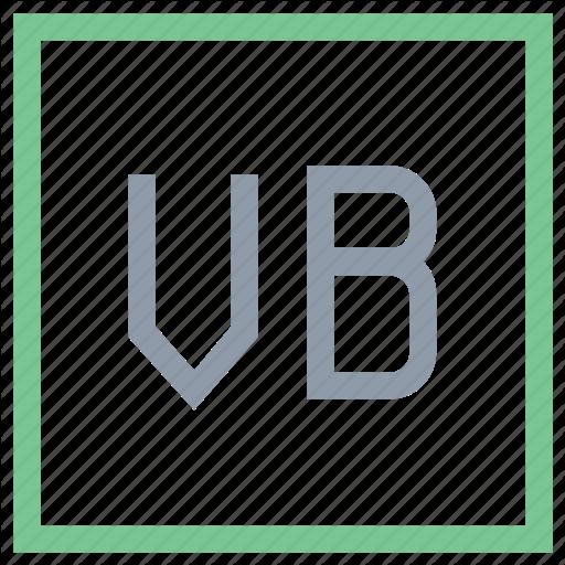 Vb File, Vb Format, Vb Symbol, Visual Basic, Visual