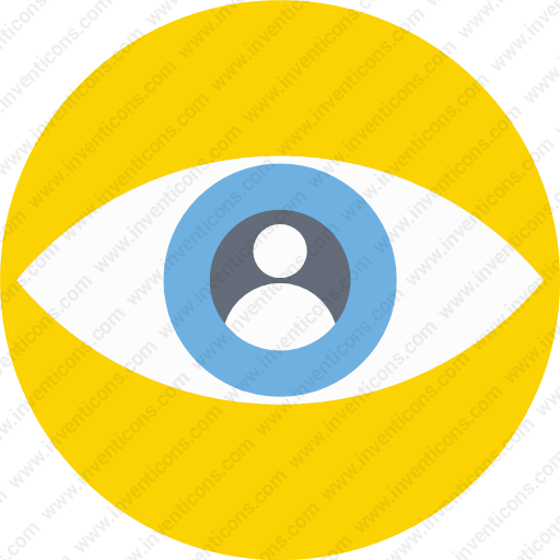 Download Eye,overview,view,watch,visual Icon Inventicons