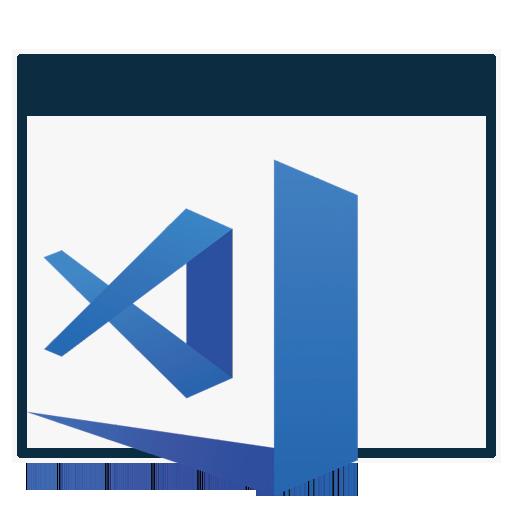 Visual Studio Code Icon
