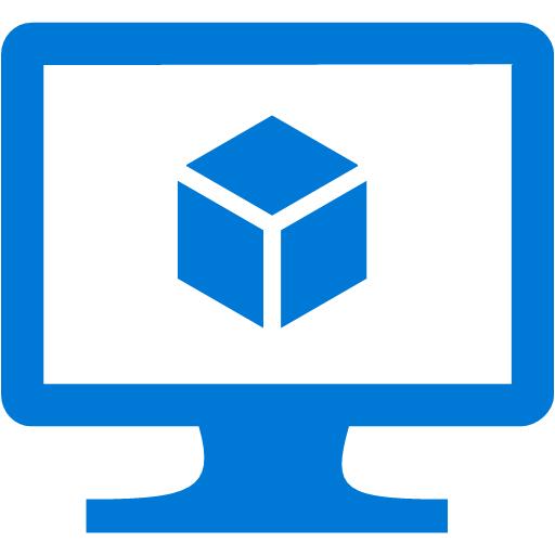 Vm Symbol Only Cloud And Datacenter Management