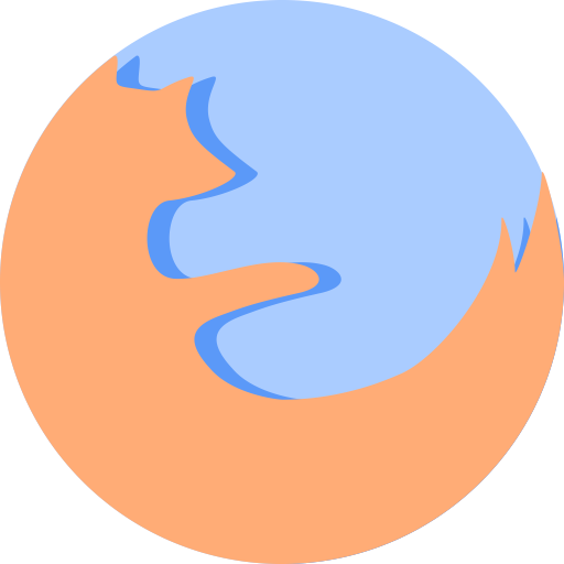 Browser, Firefox, Software Icon
