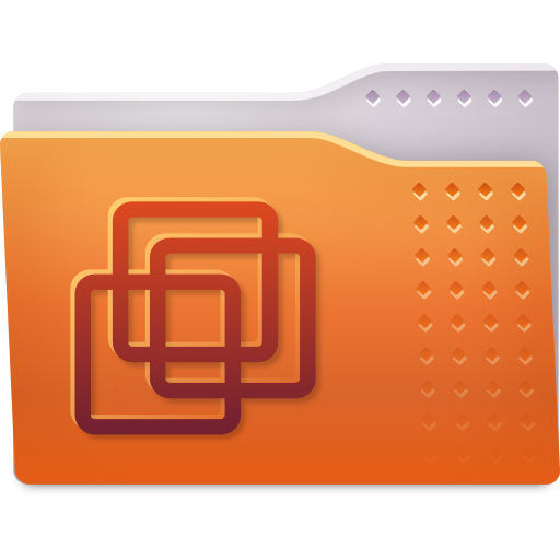Places Folder Vmware Icon Fs Ubuntu Iconset
