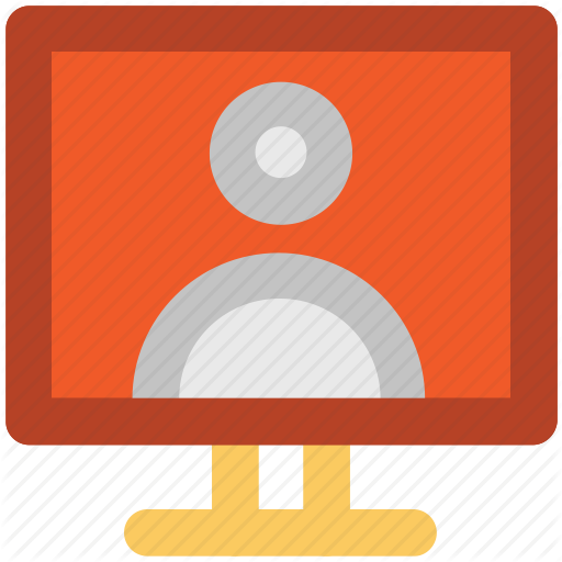 Computer Monitor, Computer Screen, Video Call, Video Chat, Voice