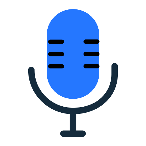 Voice Chat, Monochrome, Chat Icon With Png And Vector Format